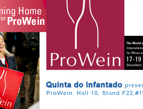 Quinta do Infantado na ProWein 2019